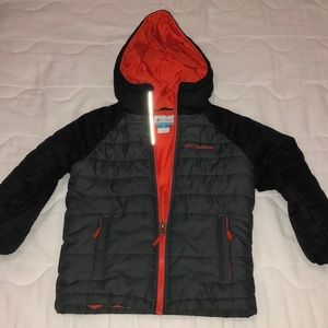 GREAT CONDITION Columbia kids puffer jacket